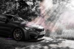 BMW M4 GTS Rauch Wallpaper