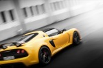 Lotus Exige Cup Solar Yellow Mitzieher Wallpaper