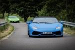 Lamborghini Huracan Spyder und Coupe Wallpaper