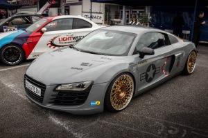 Audi R8 JP Performance Sport Auto High Performance Days
