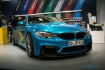 BMW M4 JP Performance altes Design Essen Motor Show vorne