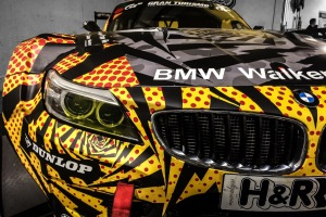 BMW Z4 GT3 Walkenhorst JP Performance