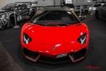 Lamborghini Aventador JP Performance vorne