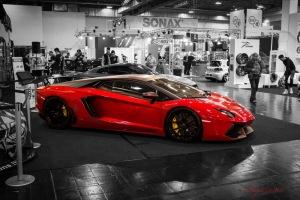 Lamborghini Aventador JP Performance Seite