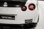 Nissan GTR Boost Wars JP Performance hinten Essen Motor Show