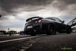 Nissan GTR JP Performance hinten altes Design