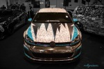 VW Golf GTI JP Performance vorne Essen Motor Show