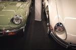 Jaguar E Type auf der Retro Classics Bavaria