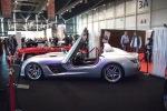 Mclaren Mercedes Stirling Moss auf der Retro Classics Bavaria in Nürnberg