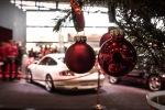 Weihnachtsdekoration auf der Retro Classics Bavaria 2016