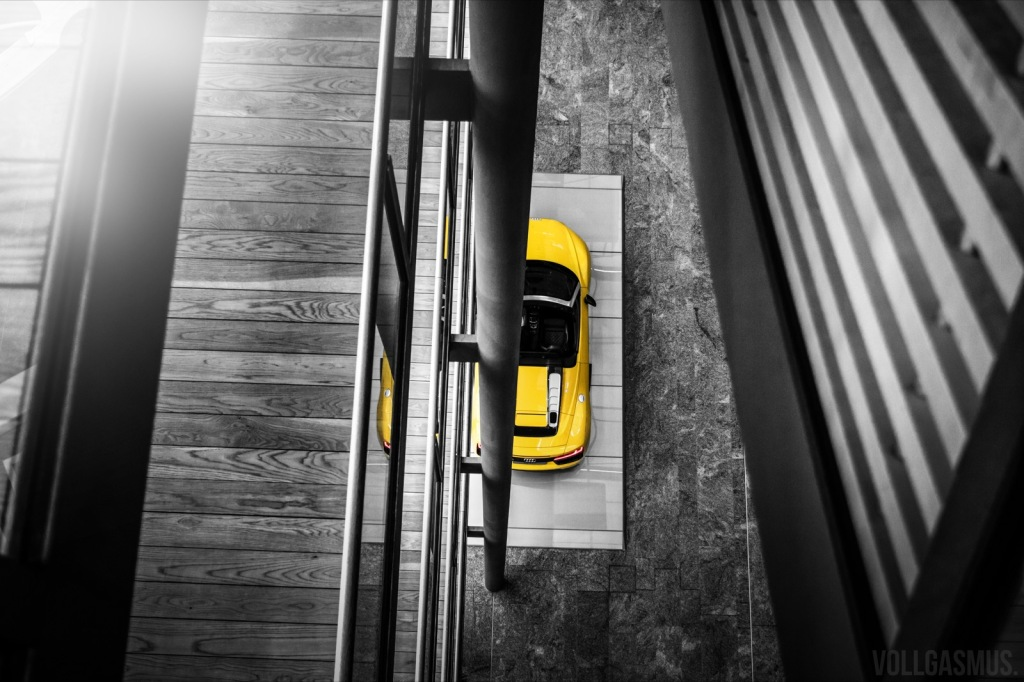 Audi R8 Architektur Audi Forum Ingolstadt Wallpaper