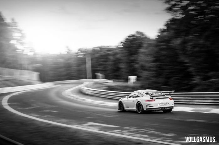Porsche GT3RS Nordschleife Wallpaper