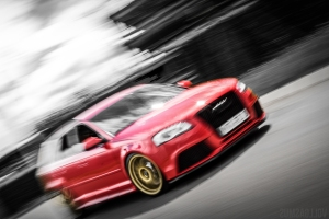 Audi RS3 8P Tuning dynamisch Wallpaper