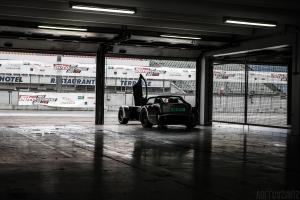 Donkervoort GTO Boxengasse Hockenheimring Wallpaper