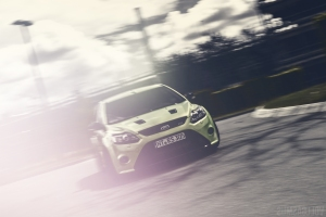 Ford Focus RS dynamisch Tuning Wallpaper