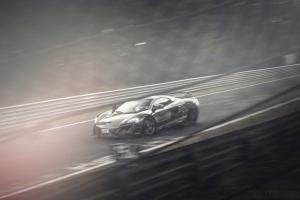 McLaren dynamisch Nordschleife Touristenfahrten Wallpaper