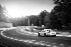 Porsche GT3RS Nordschleife Touristenfahrten Wallpaper