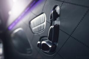 Sitzeinstellung Maybach S500 Interieur